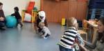 Atelier parents / enfants à la Maison de l'enfance