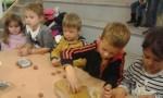 Animations avec les enfants de l'ALSH