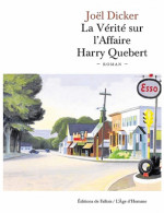 Joël Dicker, La vérité sur l'affaire Harry Quebert, RP-DIC
