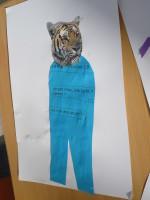 Un tigre écrivain ?
