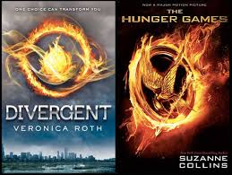 Ici les deux couvertures des premiers tomes de chacune des trilogies.