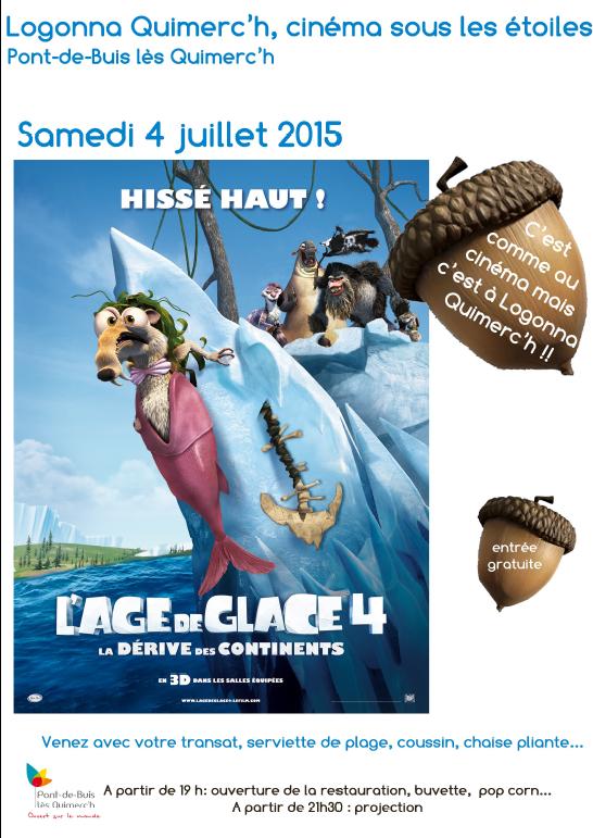 ciné plein air 04.07.2015