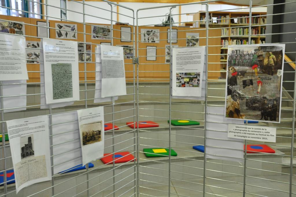 Exposition première guerre mondiale