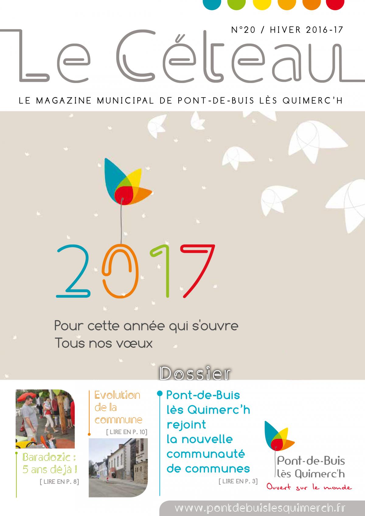 Céteau hiver 2016-2017