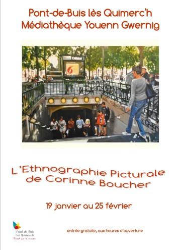 Expo C. Boucher affiche