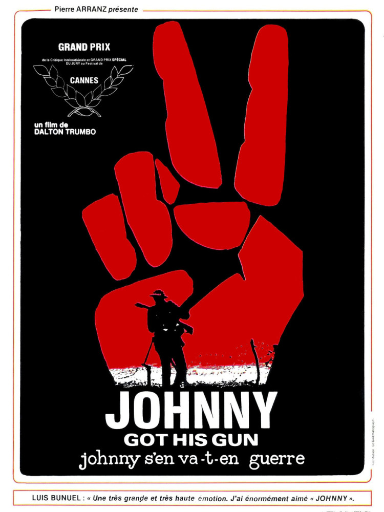 johnny s'en va en guerre