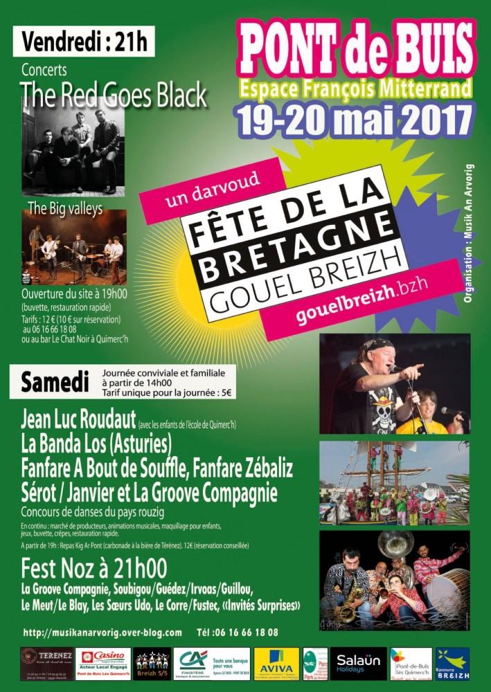 Fête de la Bretagne 2017
