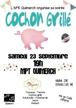 Cochon grillé Quimerch - 2017.09.23