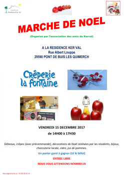 Kerval-Marché-de-noel-2017