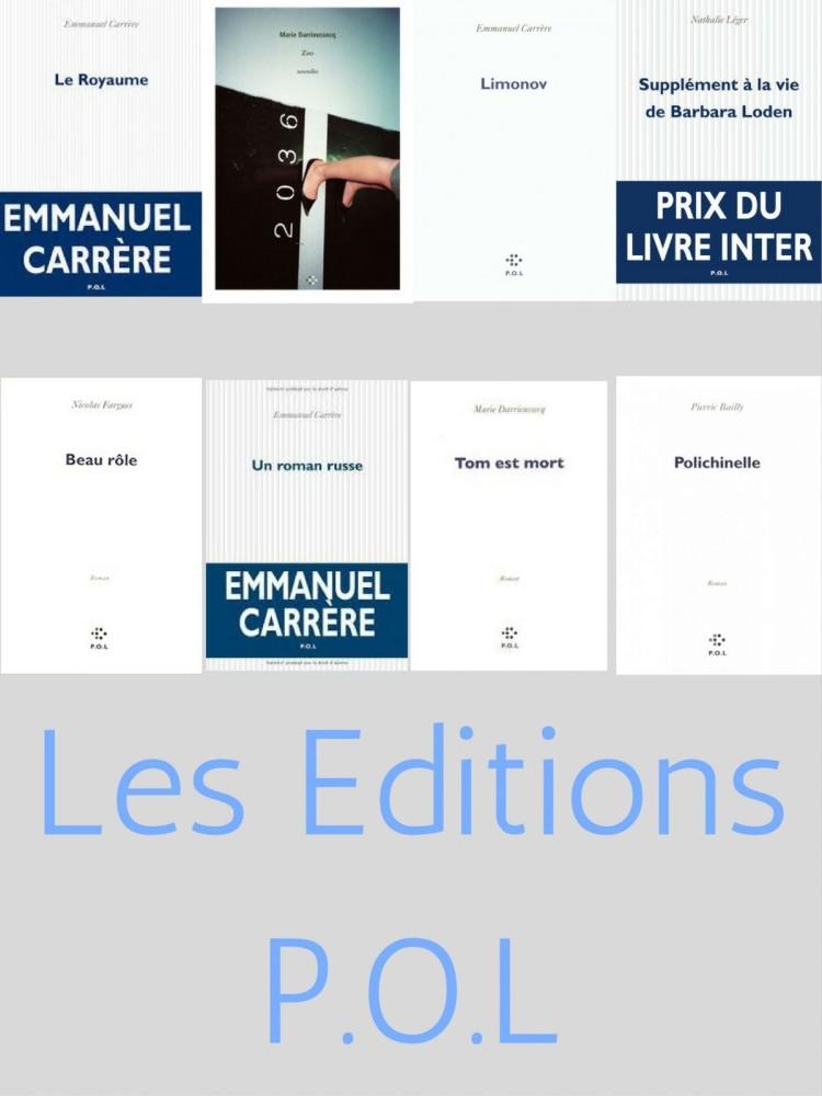 Les Editions P.O.L