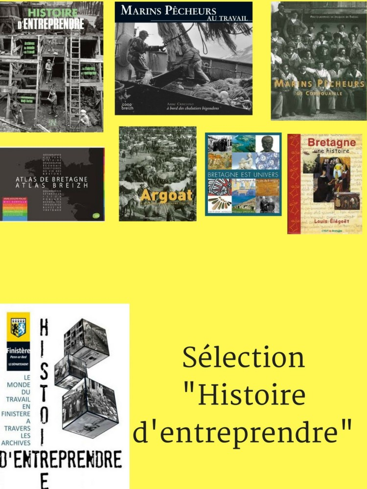 Sélection _Histoire d'entreprendre_