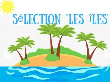 Sélection _les îles_