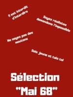 Sélection _Mai 68 _