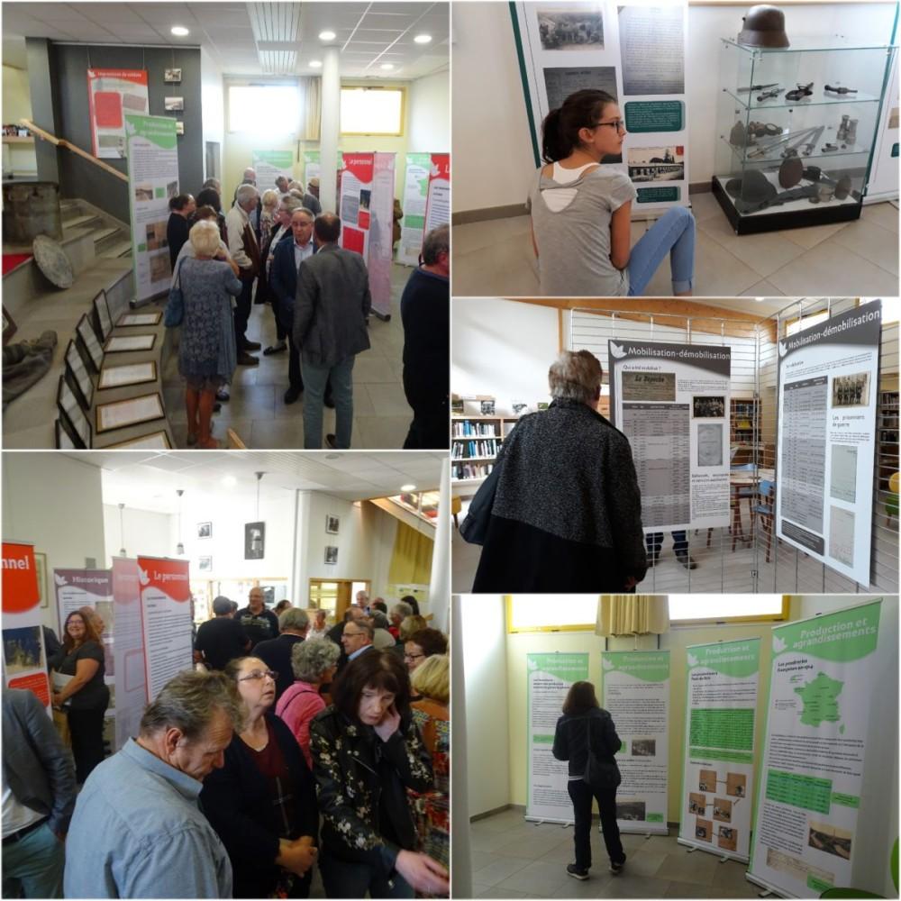 photo journées expo