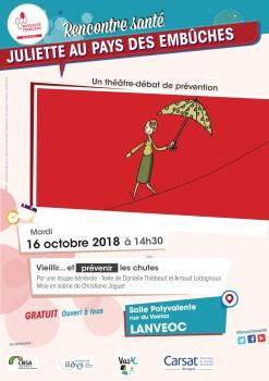 Théatre LANVEOC - 2018.10.16