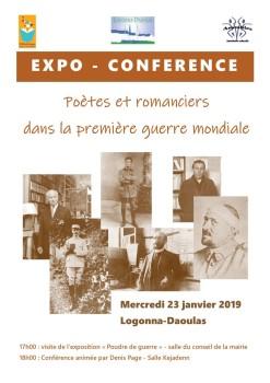 Logonna-Daoulas - Expo 14-18