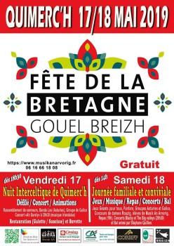 Fete de la Bretagne 2019