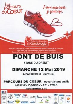 Parcours du coeur 2019.05.12