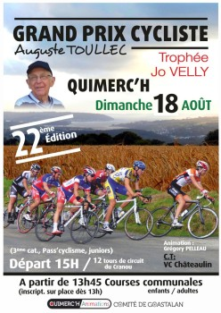 Cource cycliste - 2019.08.18