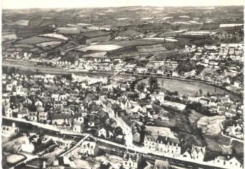 Pont-de-Buis lès Quimerc'h dans les années 1960 Editions Gaby, collection particulière