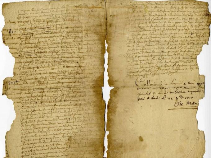 Poudrerie - 1690
