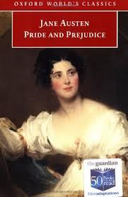 livre de Jane Austen, Orgueil et Préjugés