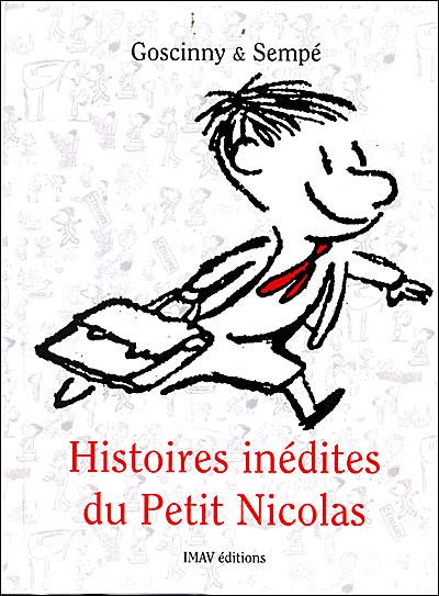 Sempé, Histoires inedites du Petit Nicolas, E-SEM