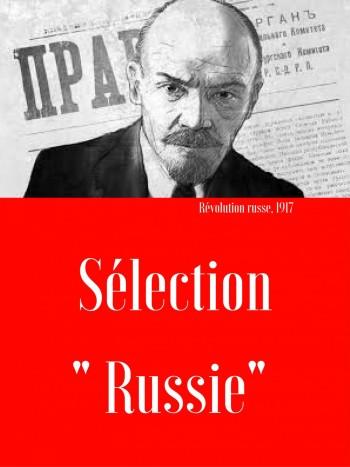 révolution russe, 1917