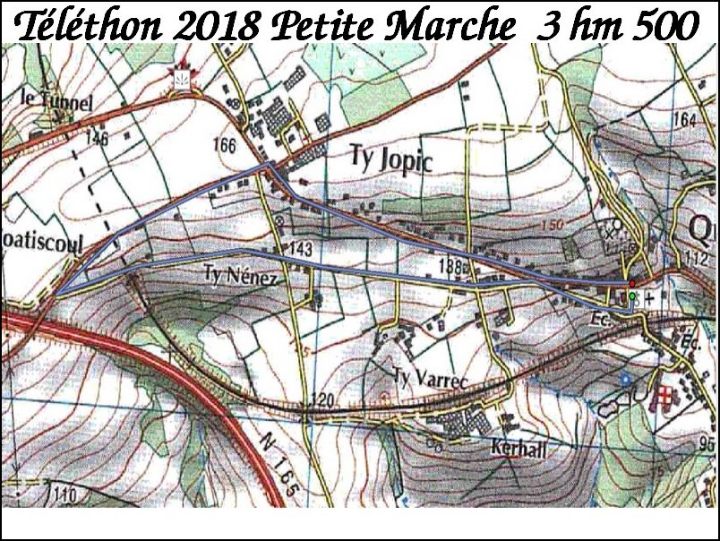 Téléthon 2018 ( 3km 5)