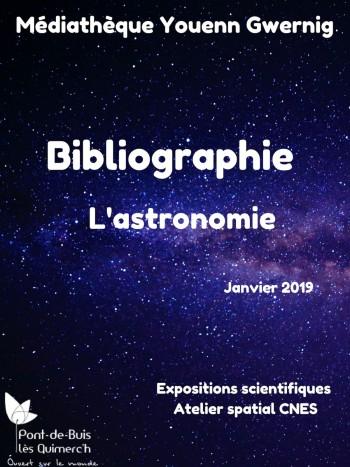 Bibliographie _L'astronomie