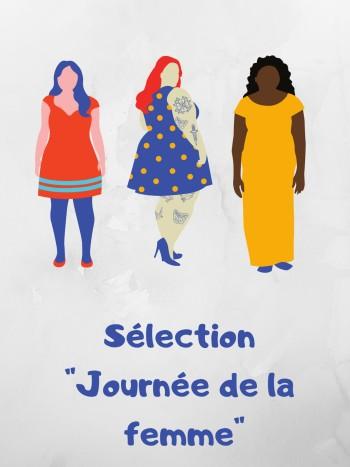 Sélection _Journée de la femme_