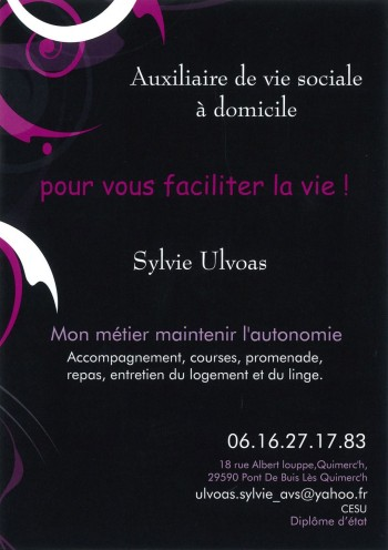 ULVOAS Sylvie