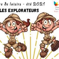 ALSH 2021 explorateurs